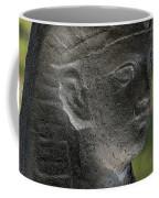 Sphinx Statue Head Grey Usa Coffee Mug