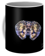 Spider Bites Butterfly Coffee Mug