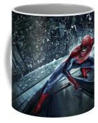 Spider Man 210 Coffee Mug