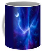 Spider Nebula Coffee Mug by James Christopher Hill