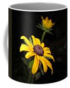 Spider On Rudbeckia Coffee Mug