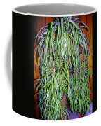 Spider Plant Coffee Mug