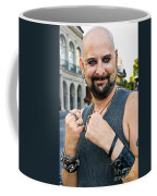 Spider The Seer In New Orleans Coffee Mug