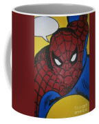Spiderman Coffee Mug