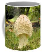 Spiked Mushrooms Coffee Mug