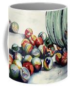 Spilled Marbles Coffee Mug