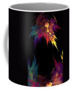 Spilled Paint Coffee Mug