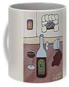 Essence Of Home - Spilt Wine Coffee Mug