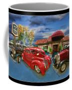 Spin A Yarn Car Show Coffee Mug