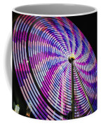 Spinning Disk Coffee Mug