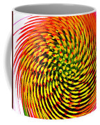 Spinning Watercolor  Coffee Mug