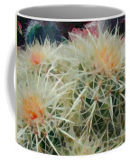 Spiny Barrel Cactus Coffee Mug