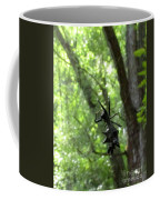 Spiny Orb Weaver Coffee Mug