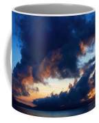Spiral Clouds Coffee Mug