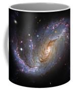 Spiral Galaxy Ngc 1672 Coffee Mug