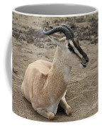 Spiral Horned Antelope Coffee Mug