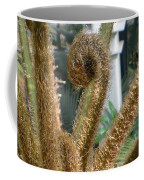 Spiral Plant Coffee Mug