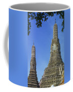 Spires Of The Temple Of Dawn Coffee Mug