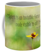 Spirit Coffee Mug by Darren Fisher