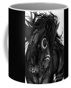 Spirit Feathers Horse Coffee Mug