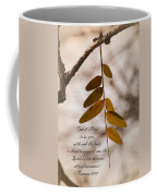 Spirit Is Life Coffee Mug