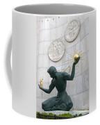 Spirit Of Detroit Monument Coffee Mug