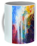 Spirit Of Life - Abstract 5 Coffee Mug