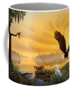 Spirit Of The Everglades Coffee Mug