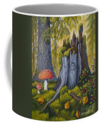 Spirit Of The Forest Coffee Mug