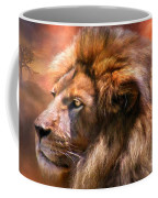 Spirit Of The Lion Coffee Mug