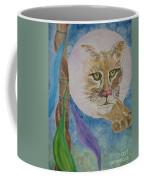 Spirit Of The Mountain Lion Coffee Mug