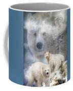Spirit Of The White Bears Coffee Mug