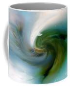 Spirit Of The White Dolphin Coffee Mug