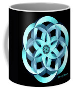 Spirit Of Water 1 - Blue Coffee Mug