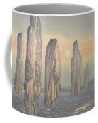 Spirits Of Callanish Isle Of Lewis Coffee Mug