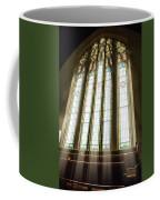 Spiritual Connection Between God And Man Coffee Mug