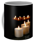 Spiritual Reflection Candles Coffee Mug