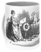 Spiritualism, 1855 Coffee Mug