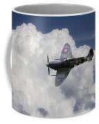 Spitfire Mk Ixb  Coffee Mug