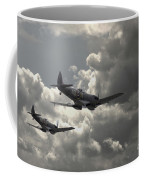 Spitfire Wingman Coffee Mug