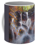 Splash And Trickle Coffee Mug
