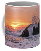 Splash  Coffee Mug by Marcia Colelli