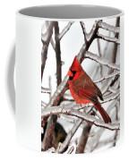 Splash Of Red Coffee Mug