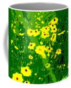 Splash Of Yellow Coffee Mug