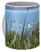 Splashing In The Lake Coffee Mug