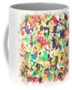Splashing Paints Coffee Mug