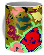 Splatter  Coffee Mug by Joseph Baril