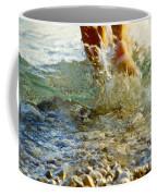 Splish Splash Coffee Mug by Heiko Koehrer-Wagner
