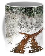 Split Decision Coffee Mug by Marilyn Hunt