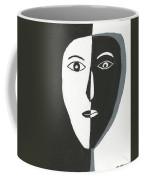 Split Personality Coffee Mug